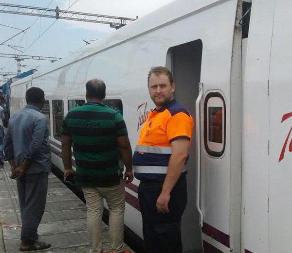 सेमी हाईस्पीड ट्रेन टैल्गो का दूसरा ट्रायल आज, 250 Kmph है मैक्सिमम स्पीड