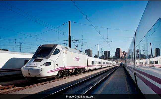 Super-Fast Talgo Train Successfully Completes Delhi-Mumbai Trial Run In Under 12 Hours