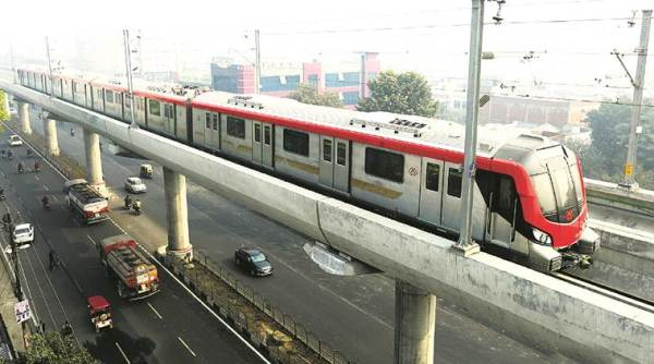 Lucknow Metro flagged off, will open officially to public tomorrow