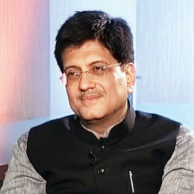 Piyush Goyal Appoints New Railway Minister