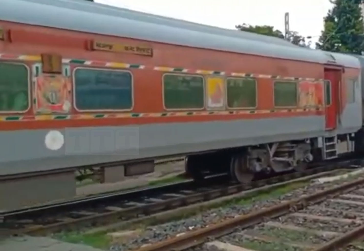 Vikramshila Express COVID-19 Special