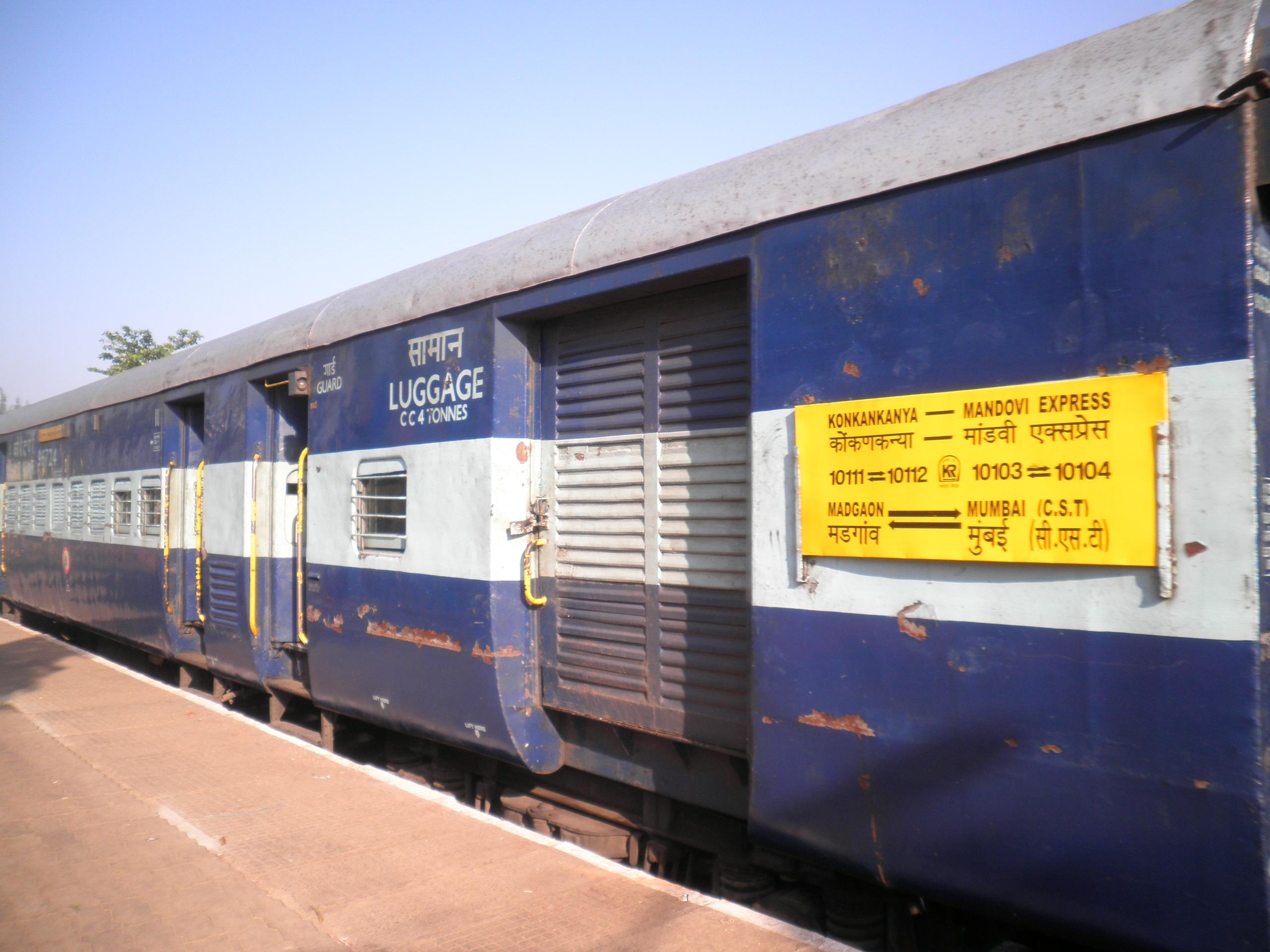 Mandovi Express