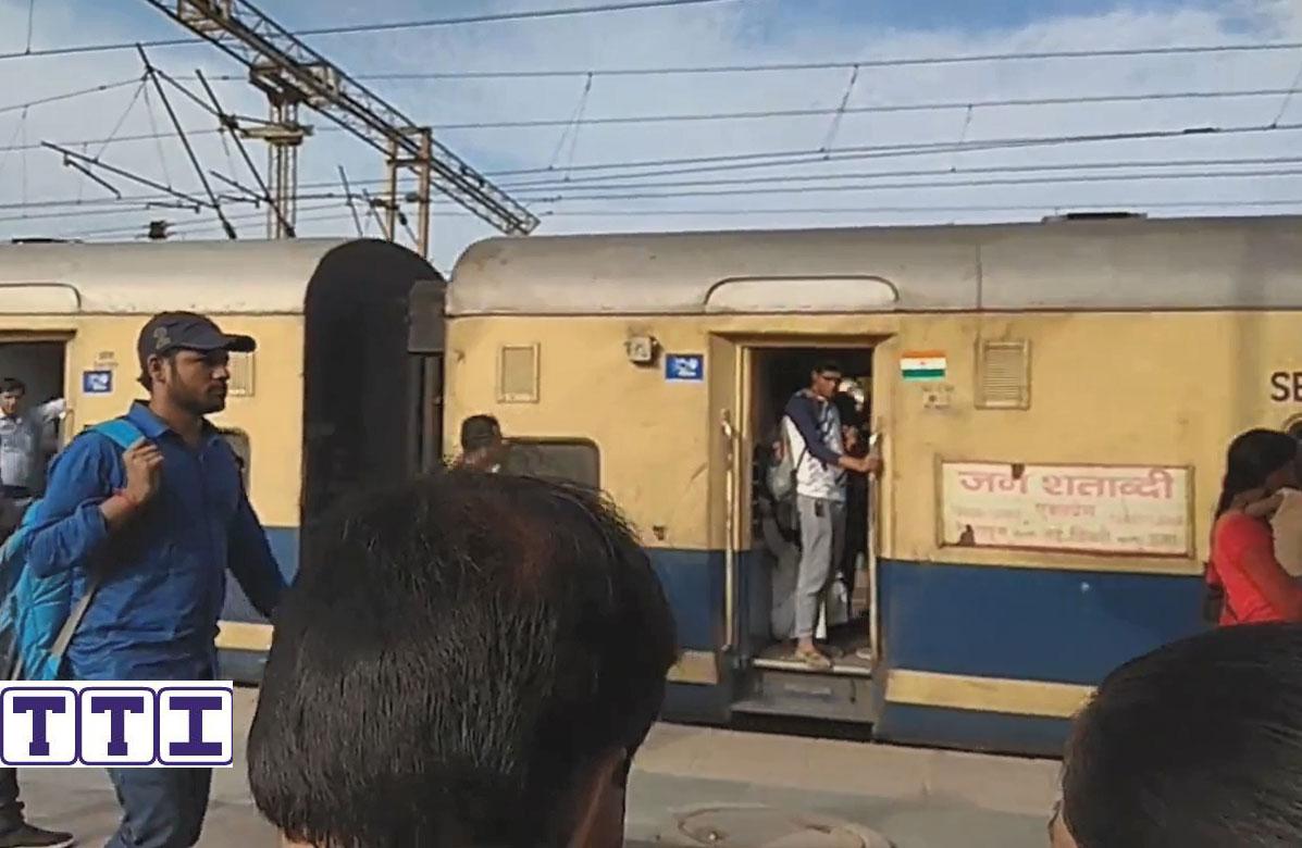 Dehradun - New Delhi Jan Shatabdi Express