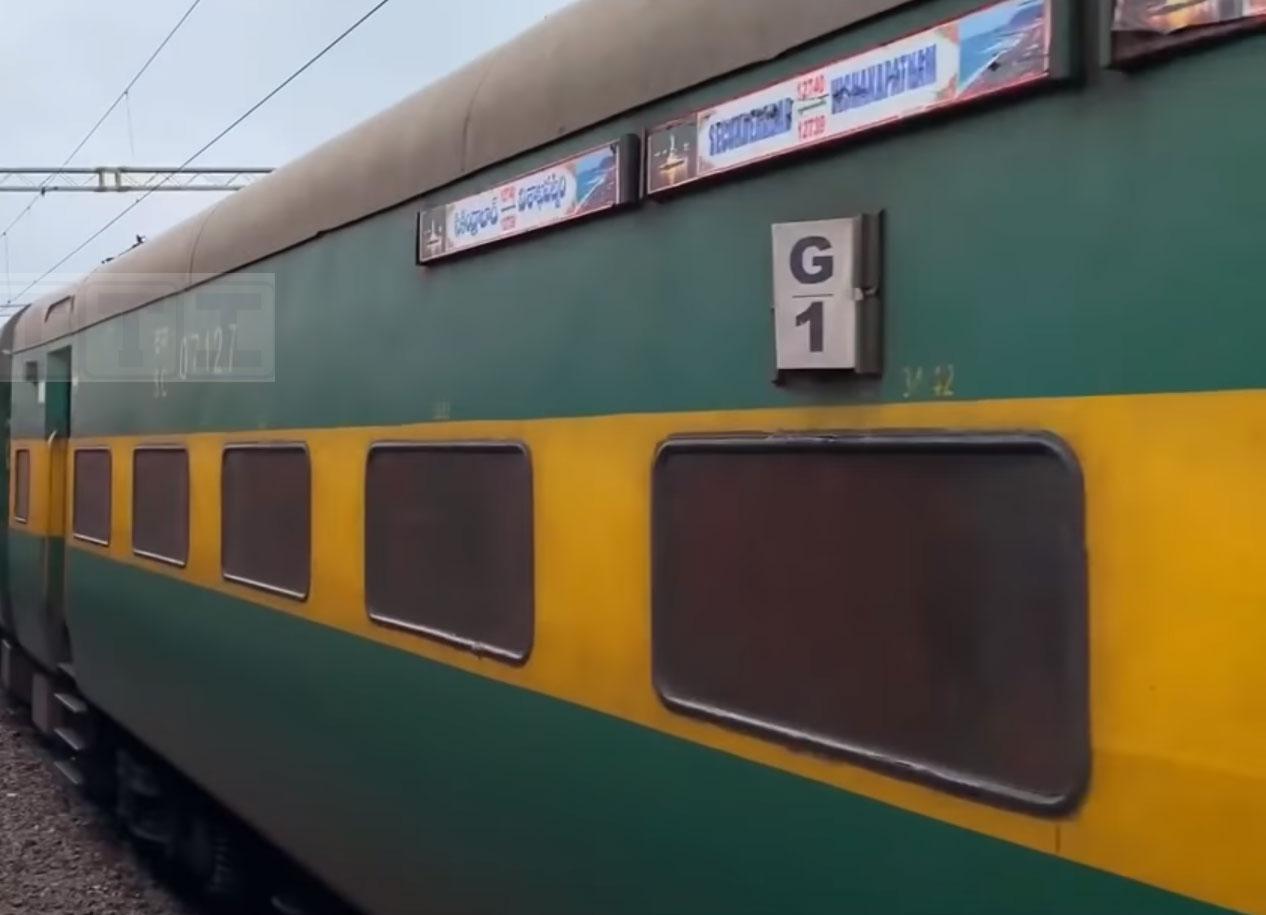 Visakhapatnam - Secunderabad Garib Rath Express