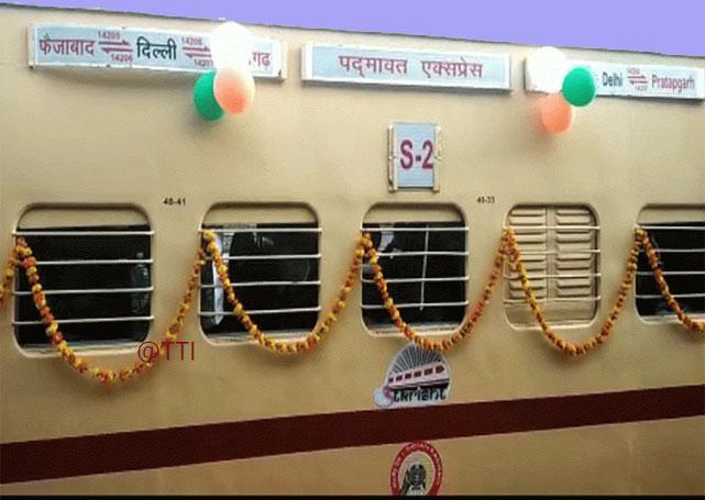 Faizabad - Delhi Express