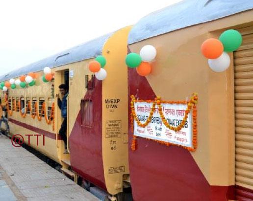 Delhi - Faizabad Express