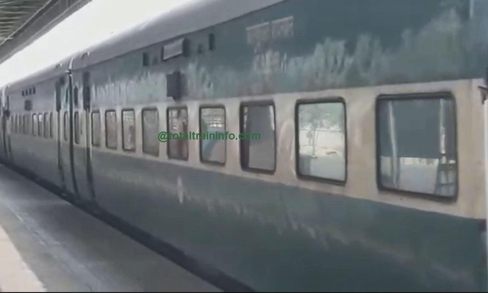 Anand Vihar - Gaya Garib Rath Express