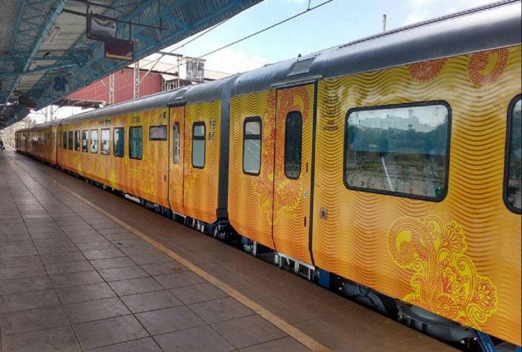 Ahmedabad - Mumbai Central IRCTC Tejas Express
