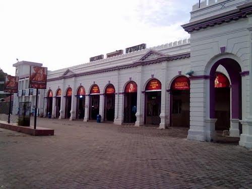 Katpadi Junction