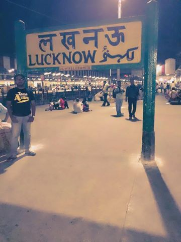 Lucknow Charbagh