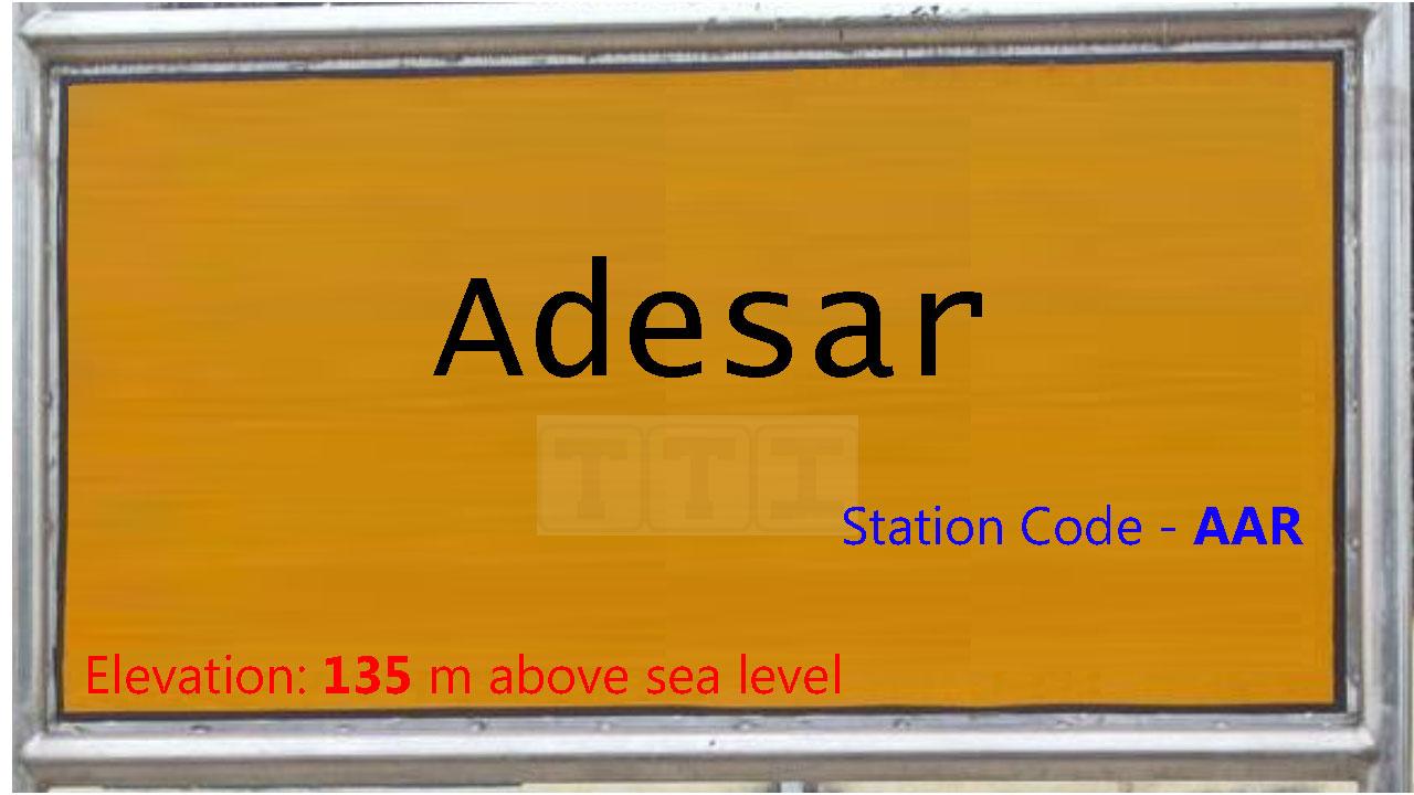 Adesar
