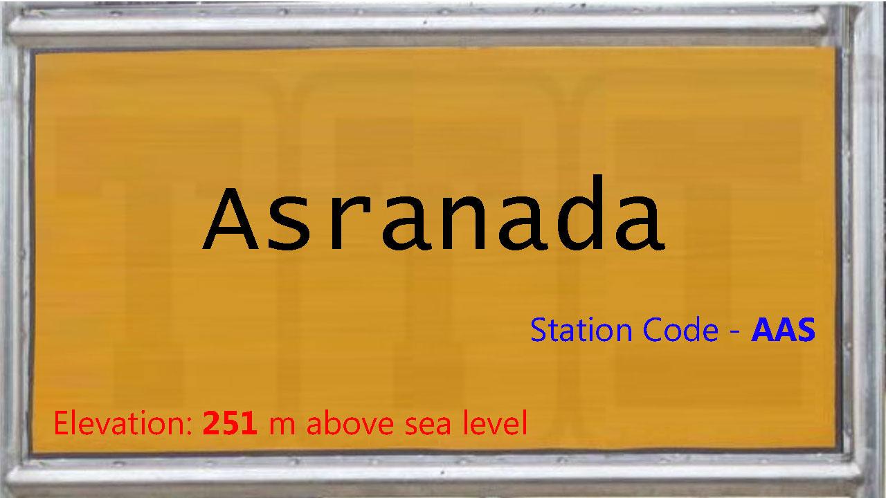 Asranada