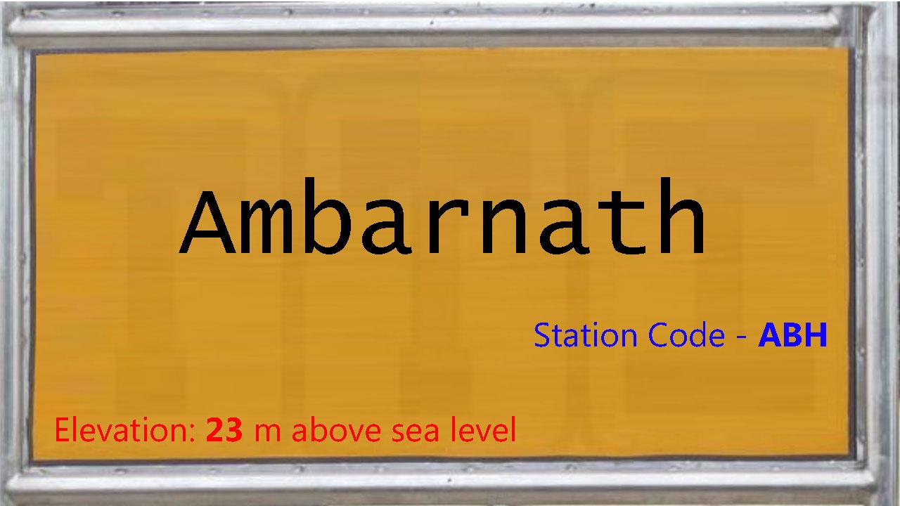 Ambarnath
