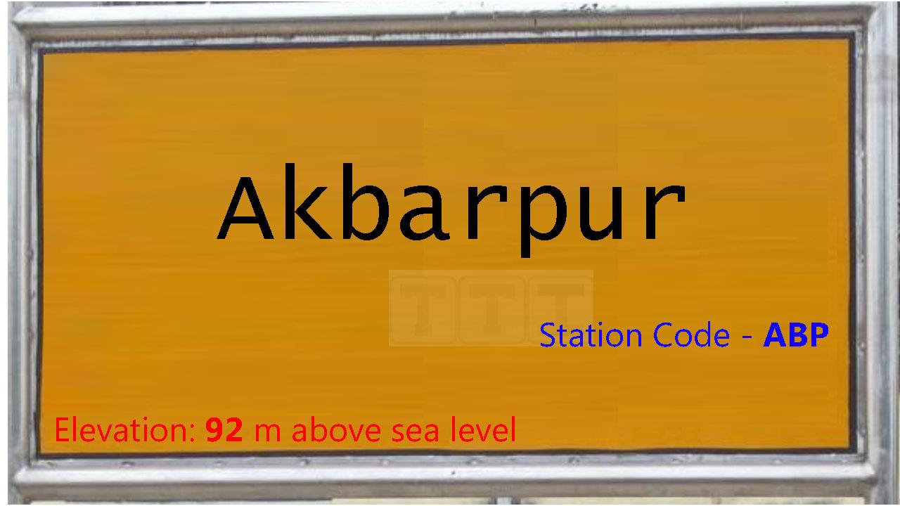 Akbarpur