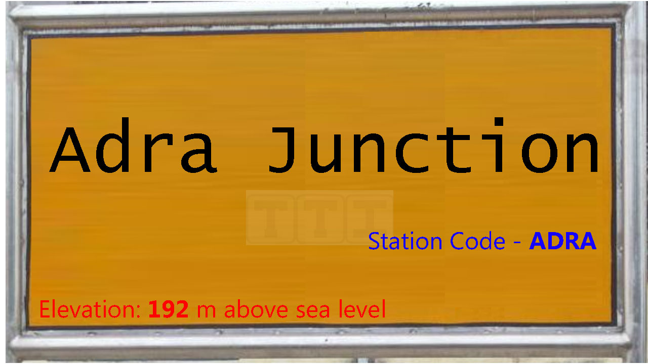 Adra Junction