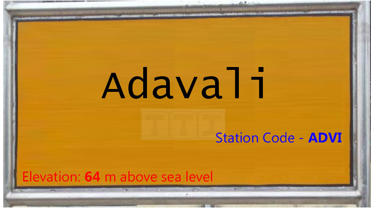 Adavali