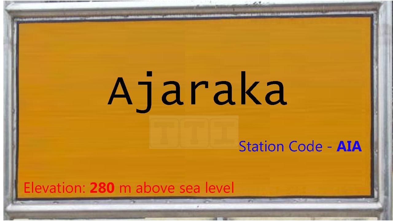 Ajaraka