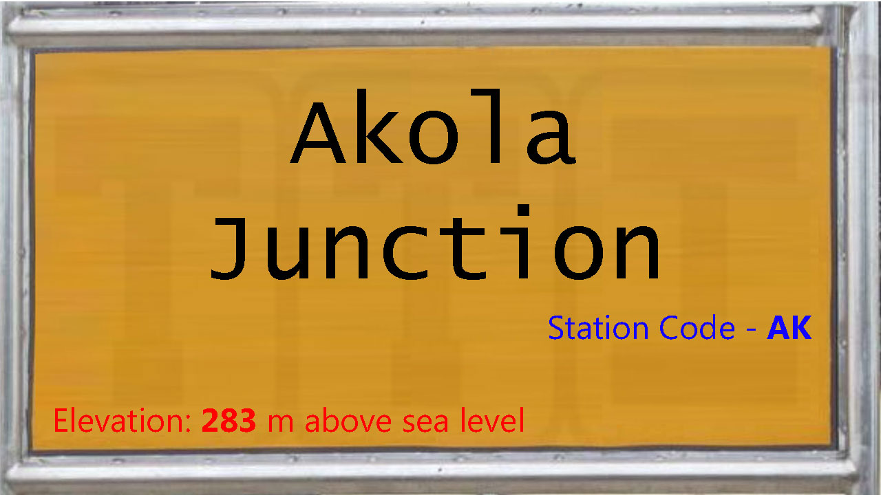 Akola Junction