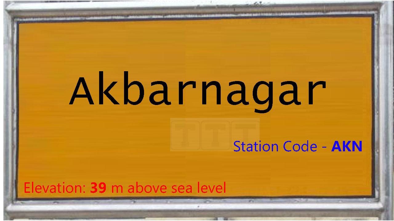 Akbarnagar