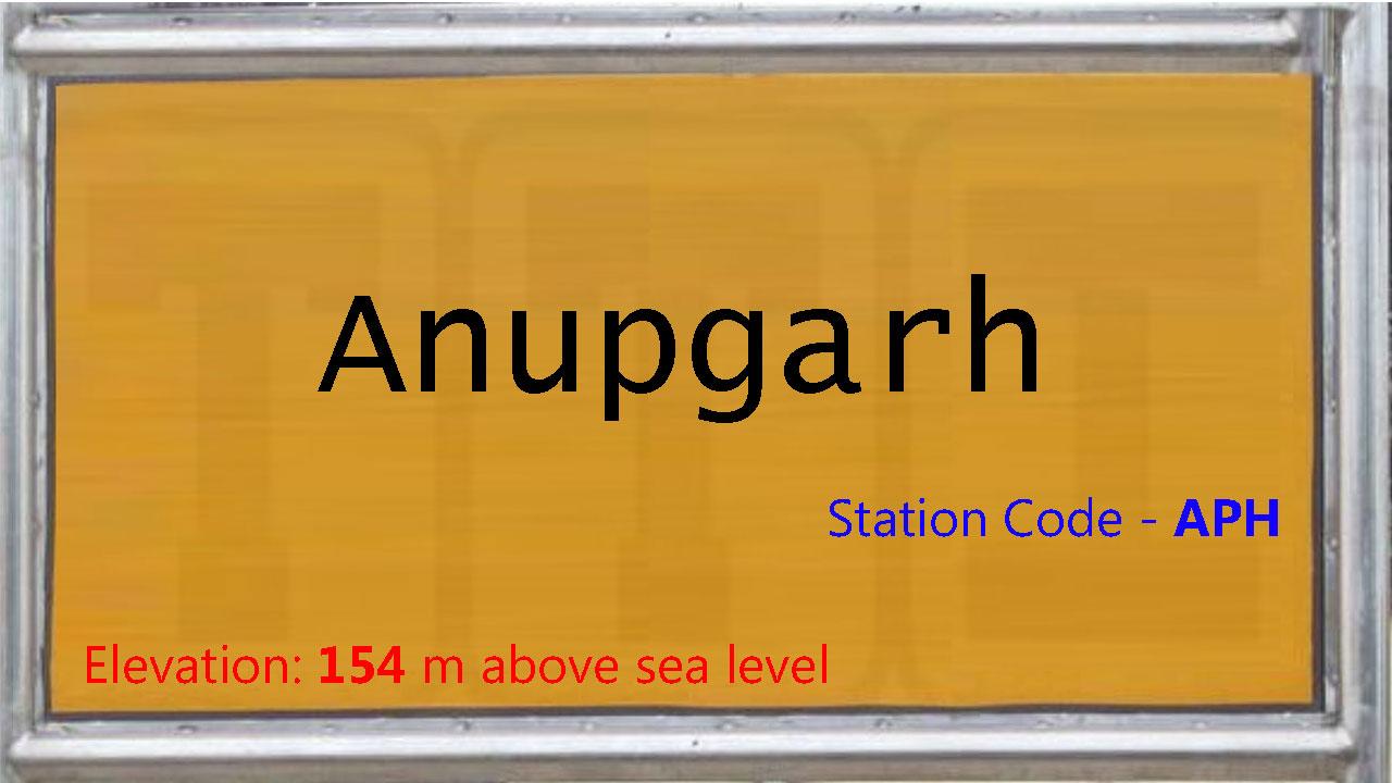 Anupgarh
