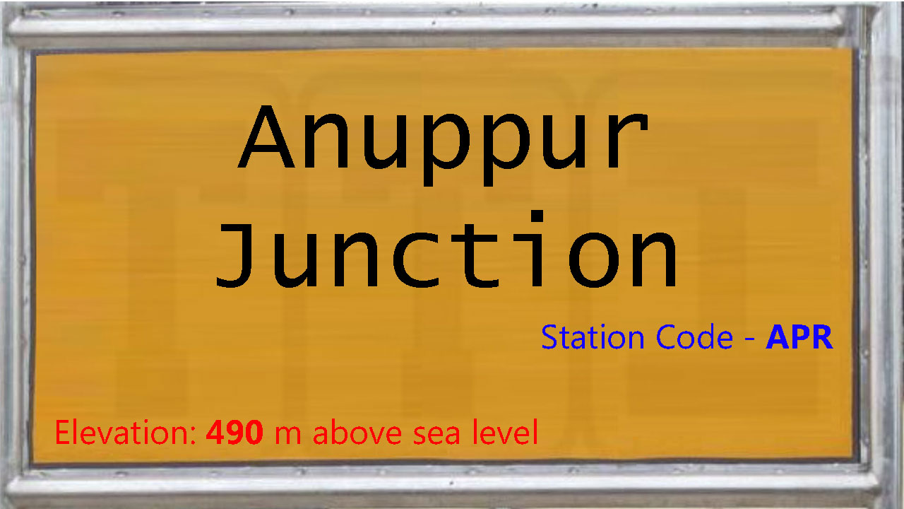 Anuppur Junction