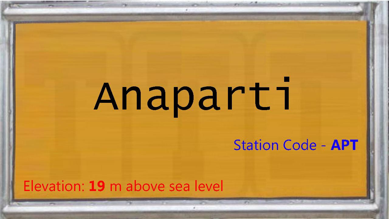 Anaparti