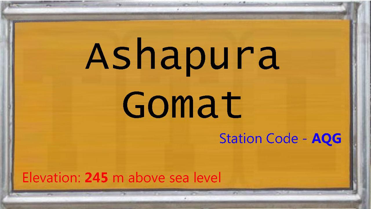 Ashapura Gomat