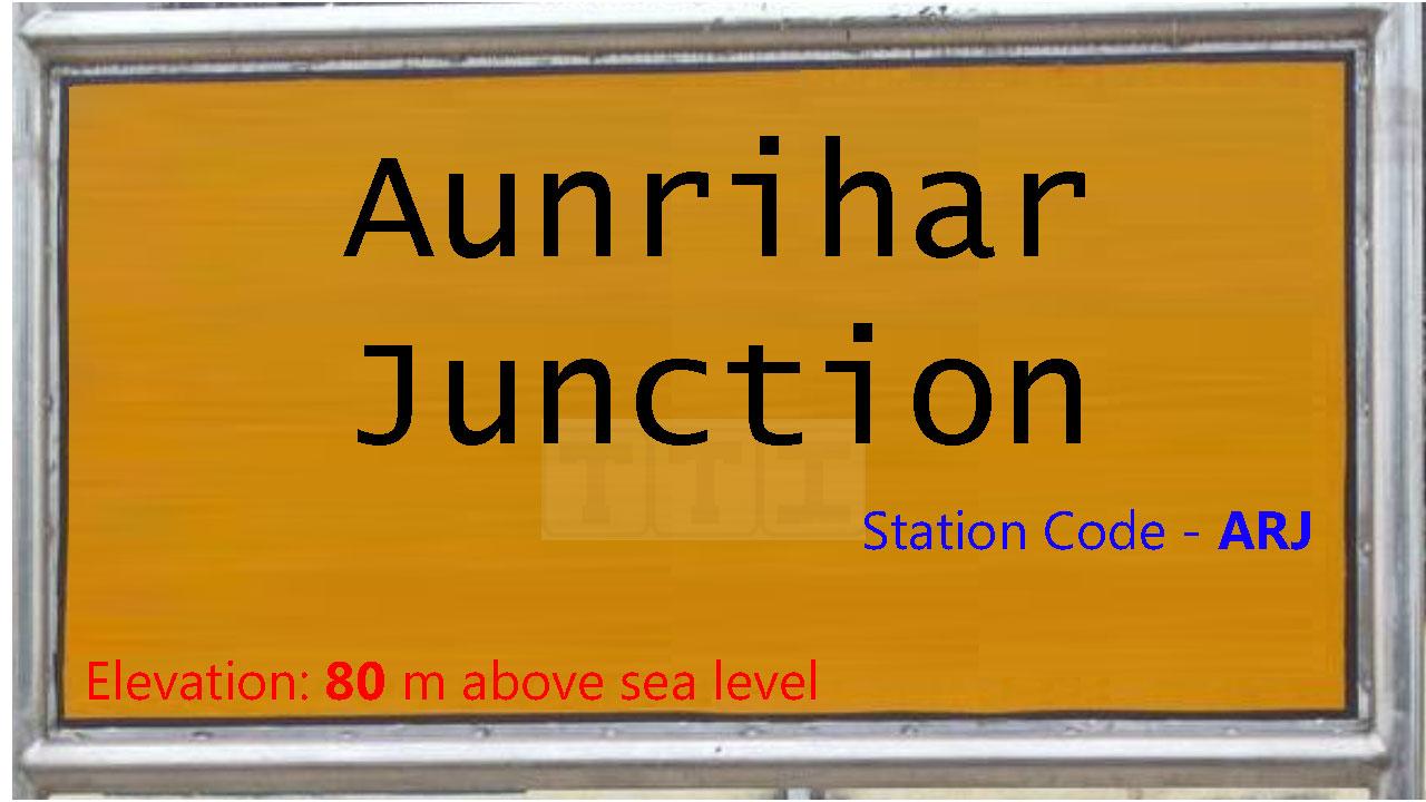 Aunrihar Junction