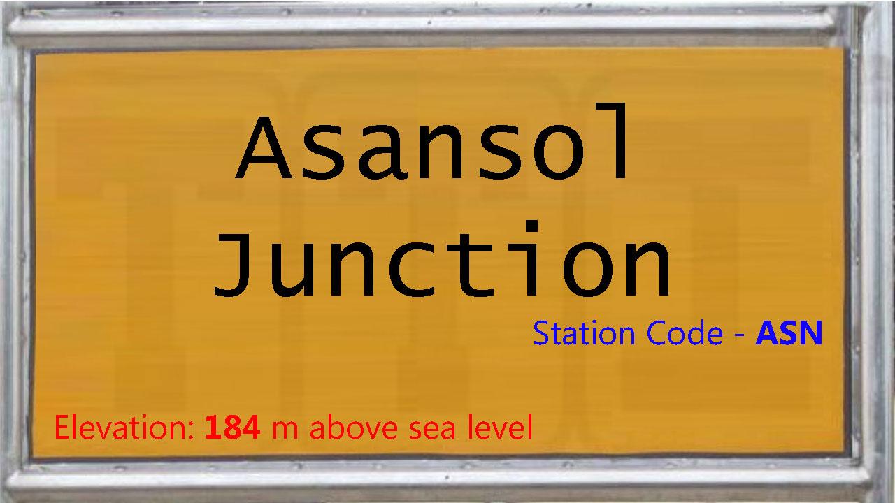 Asansol Junction