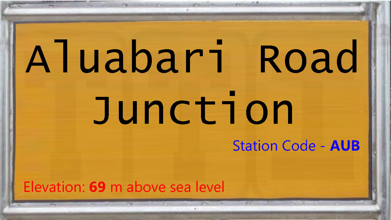 Aluabari Road Junction