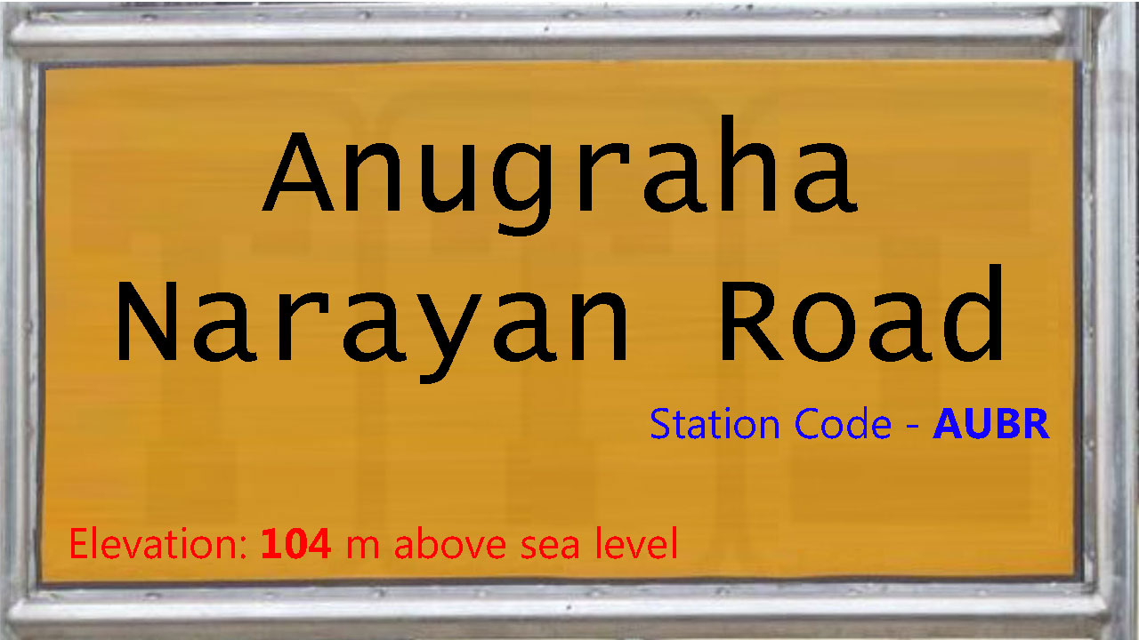 Anugraha Narayan Road