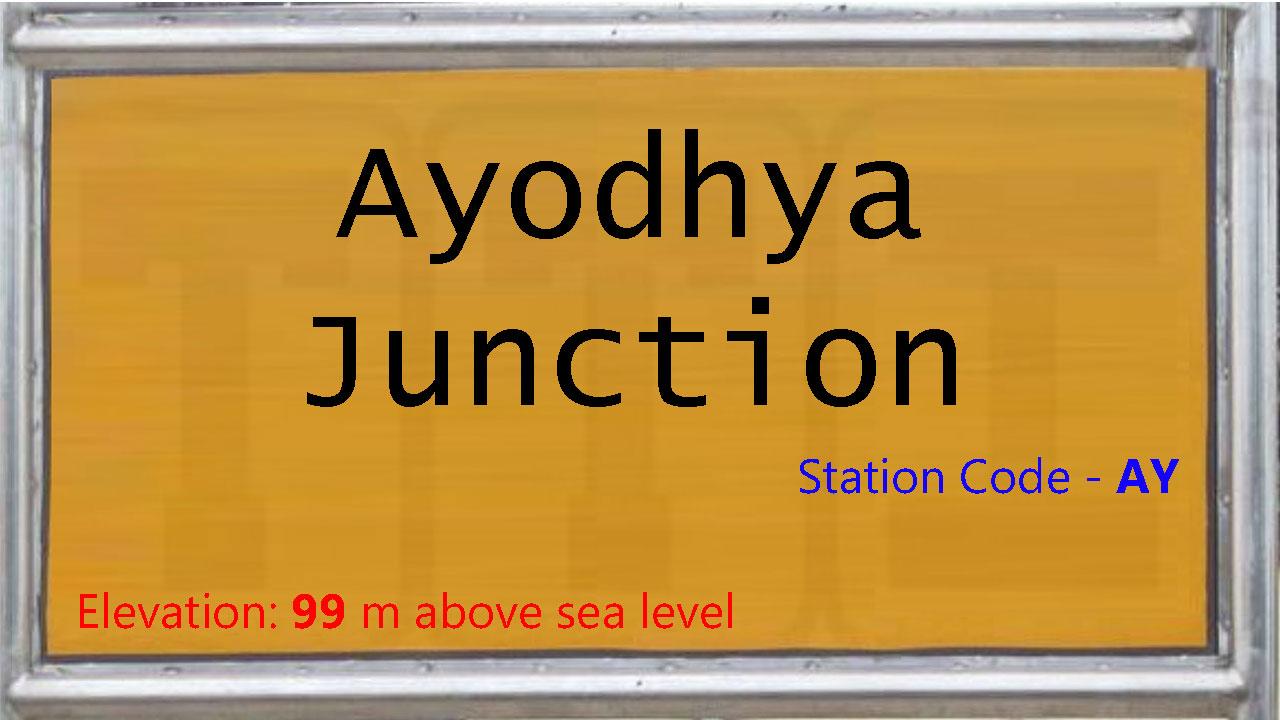 Ayodhya Junction