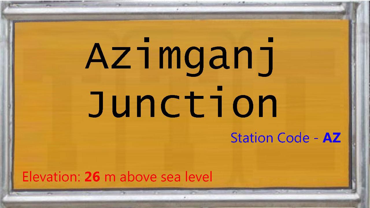 Azimganj Junction