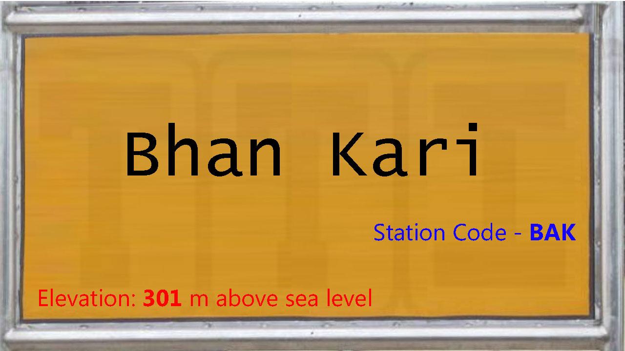 Bhan Kari