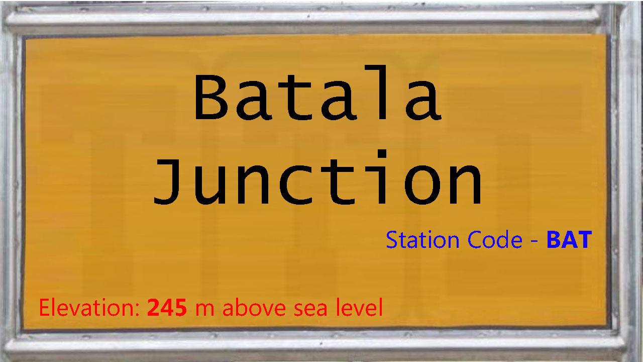 Batala Junction