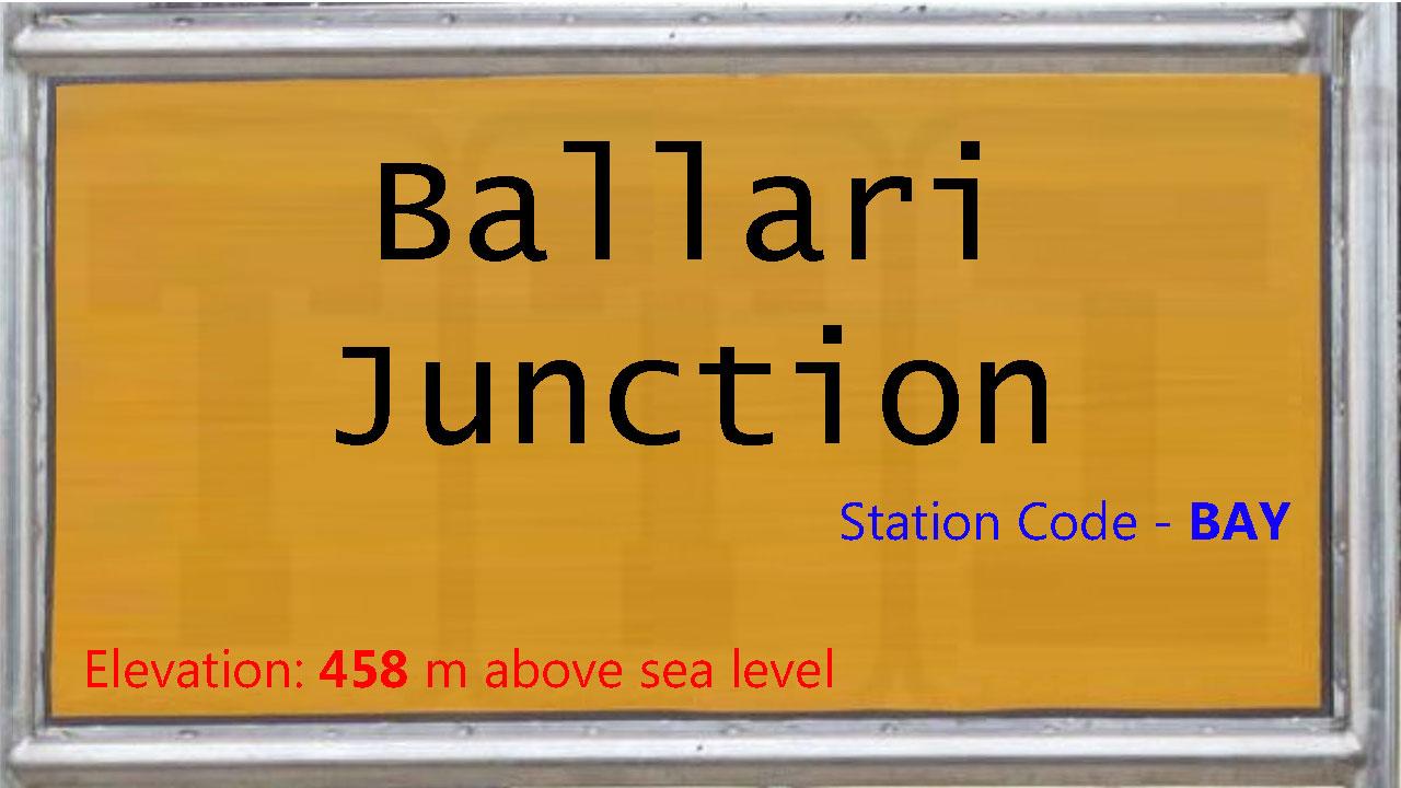 Ballari Junction