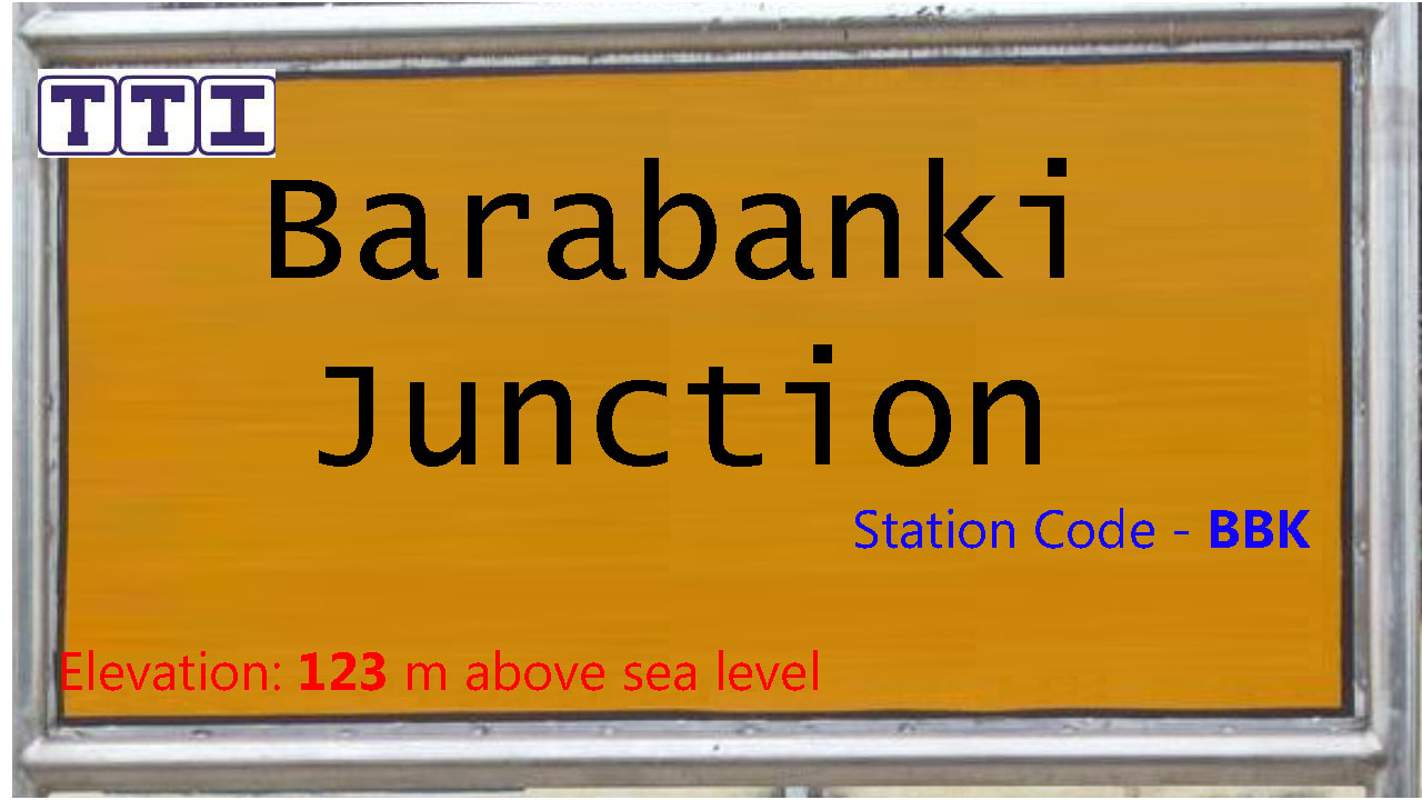 Barabanki Junction