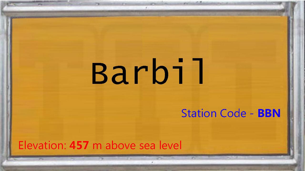 Barbil