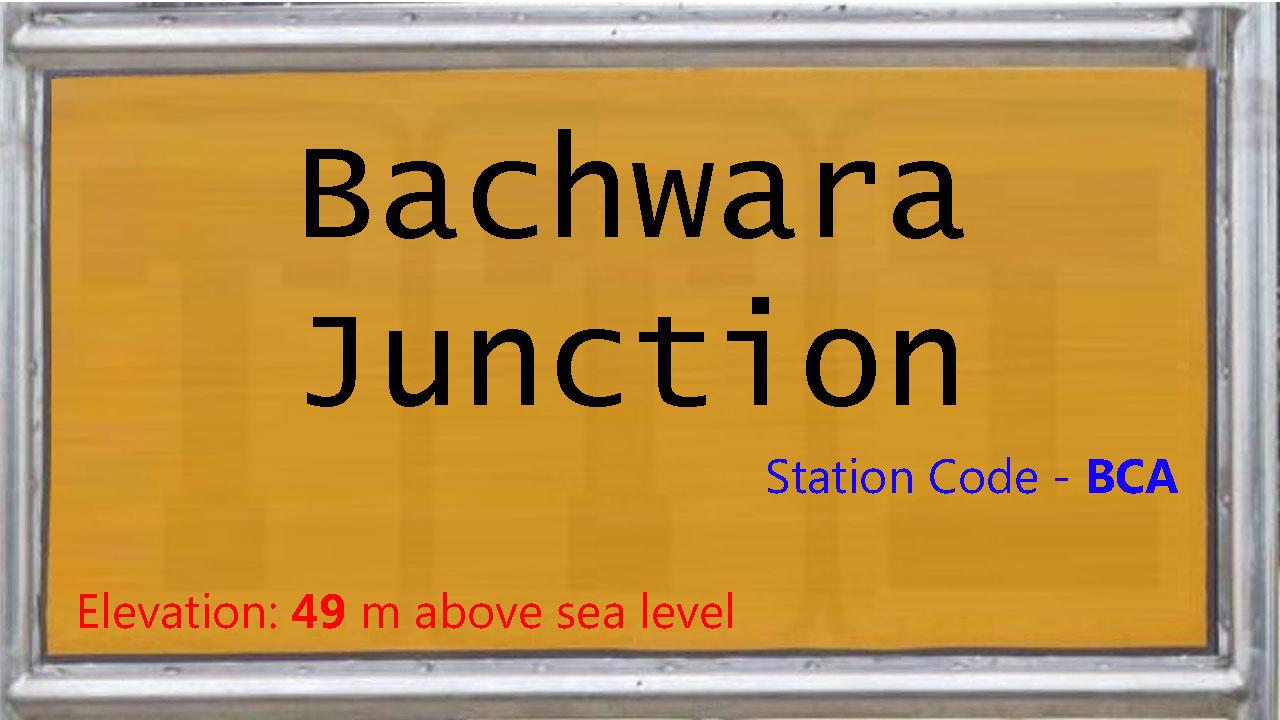 Bachwara Junction