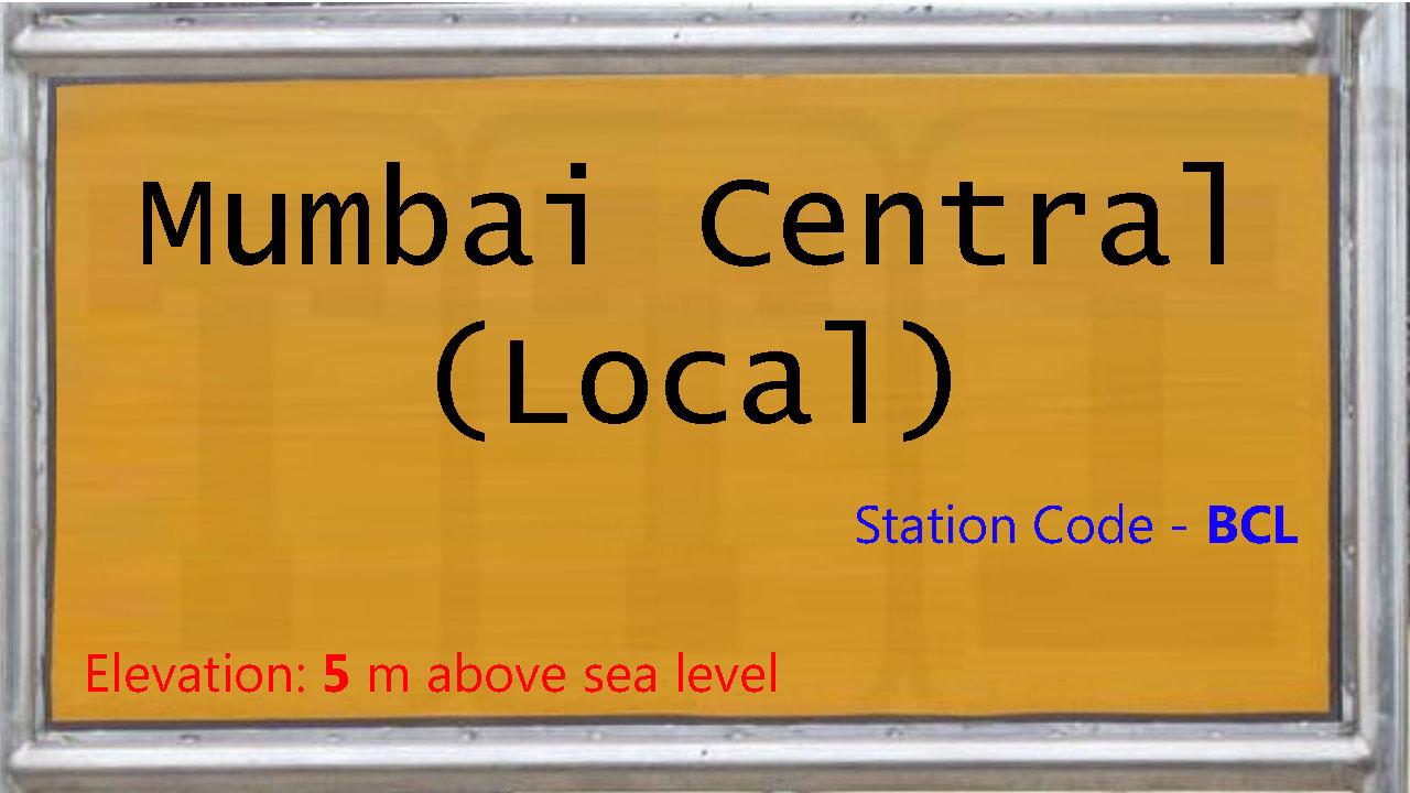 Mumbai Central (Local)