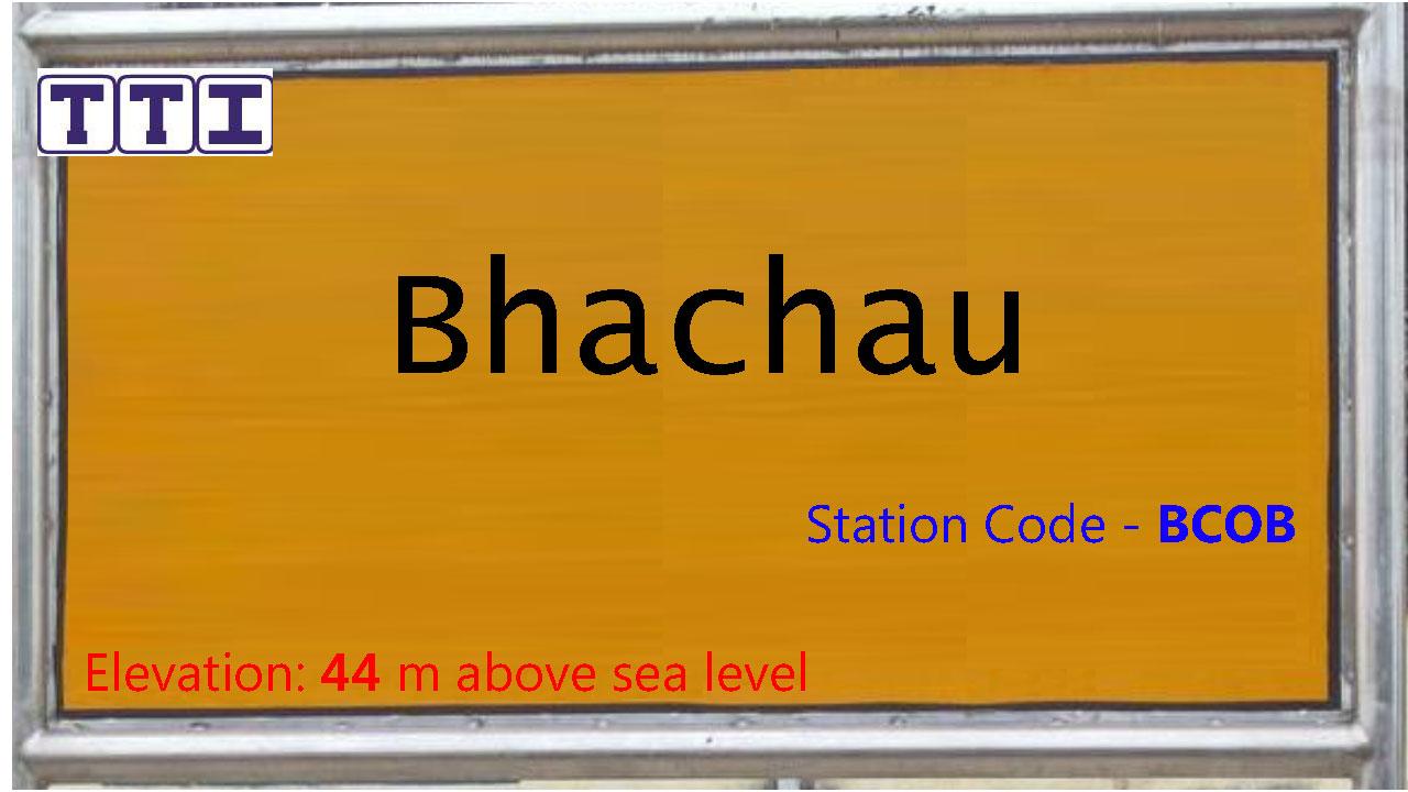 Bhachau