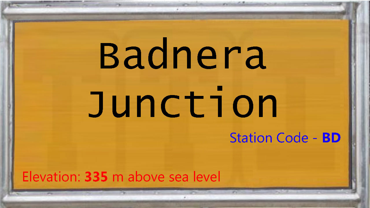 Badnera Junction
