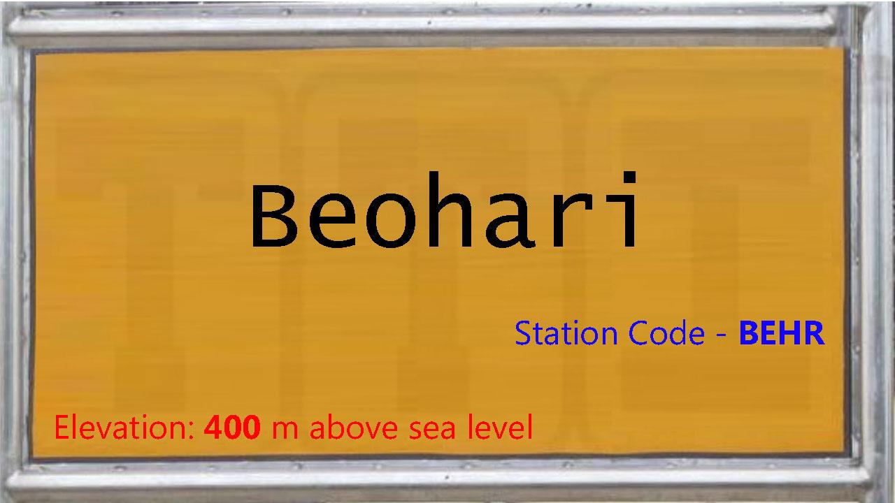 Beohari