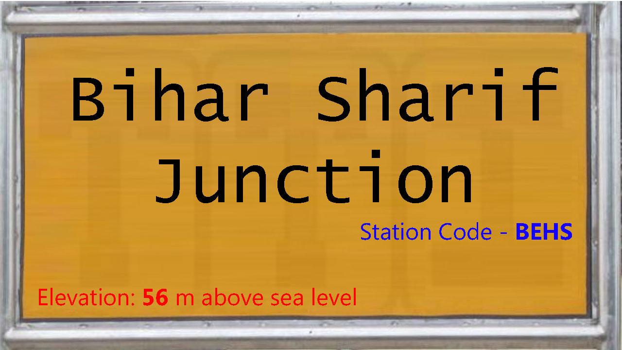 Bihar Sharif Junction