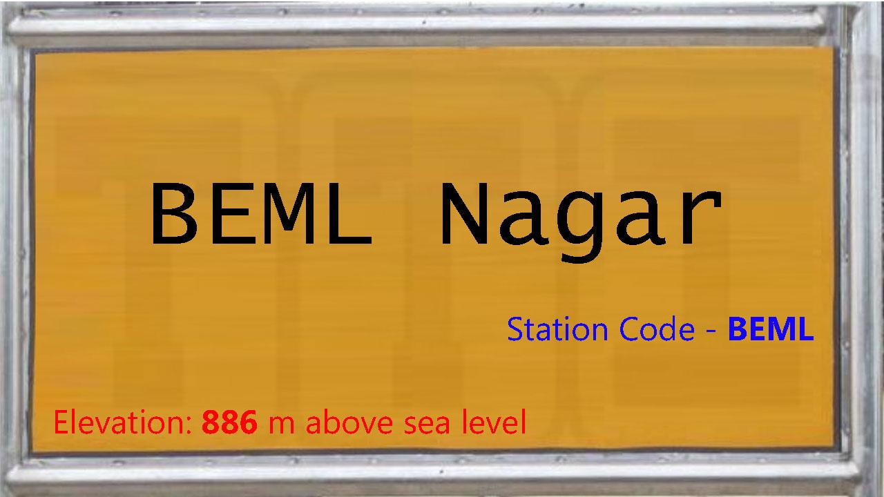 BEML Nagar