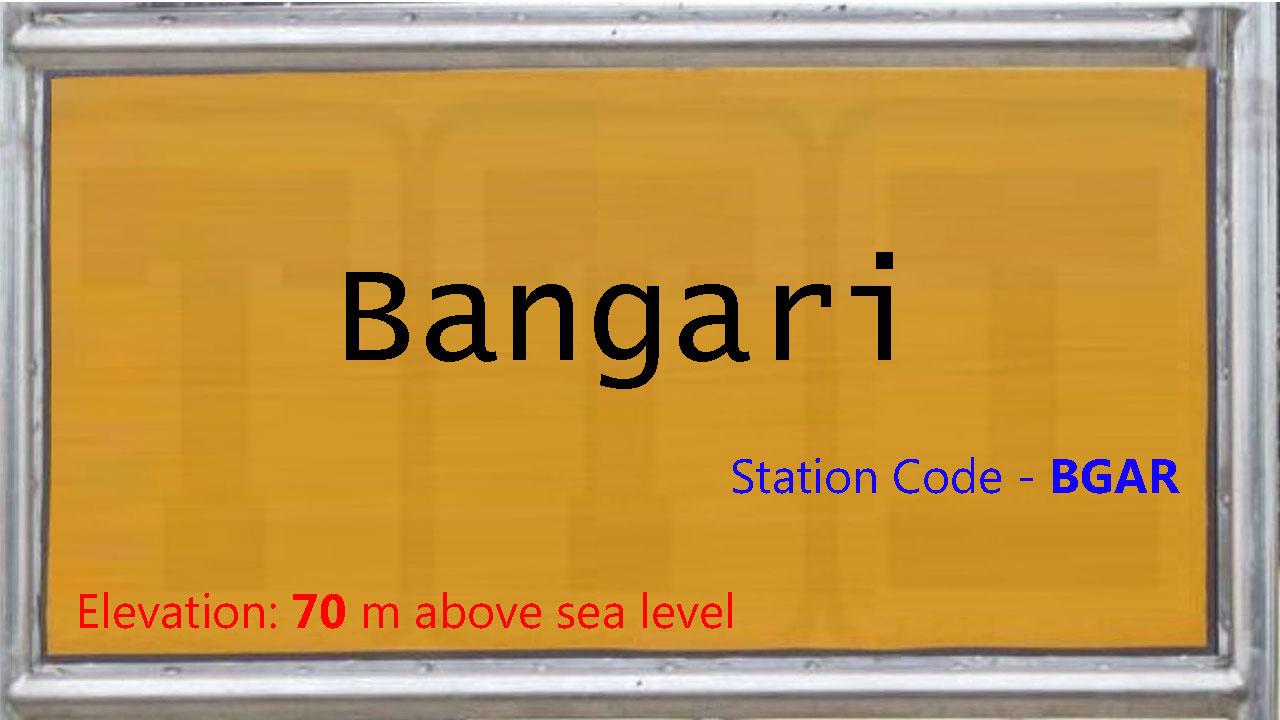 Bangari