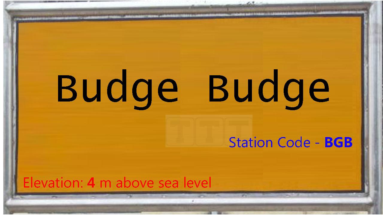 Budge Budge