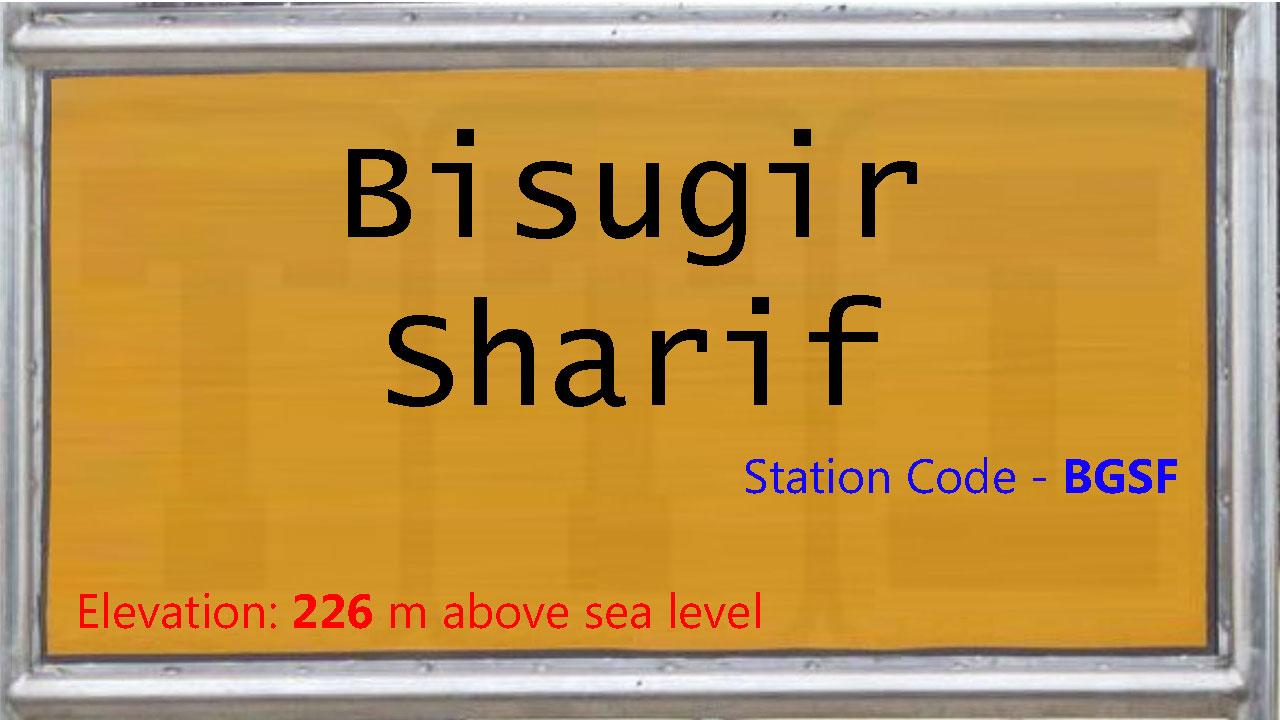 Bisugir Sharif