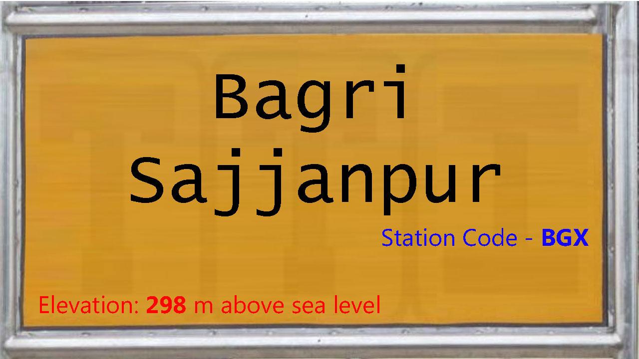 Bagri Sajjanpur