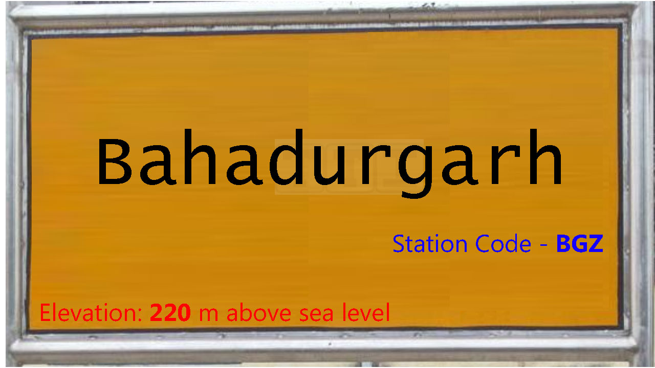 Bahadurgarh